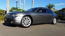 2007 BMW 7-Series SPORT PACKAGE