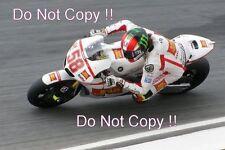 Marco Simoncelli San Carlo Honda Gresini Moto GP Season 2011 Photograph 5