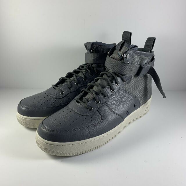 d1a7d91f Nike SF Air Force 1 Womens 857872-004 Light Bone Gum Stylish Shoes Size 11  for sale online | eBay