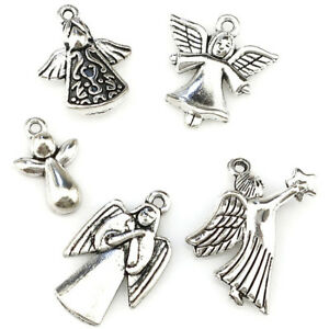 22399-4set-20pcs-Antique-Vintage-Angel-God-Pendant-Charm-Diy-Jewelry-Marking