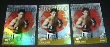 Caol Uno UFC 2010 Topps Round 4 Bloodlines Insert Card #BL-14 30 34 106 99 44 41