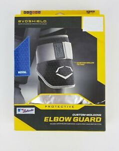 Evoshield-Adult-Custom-Molding-Protective-Elbow-Guard-New-Yellow-Blue-Red
