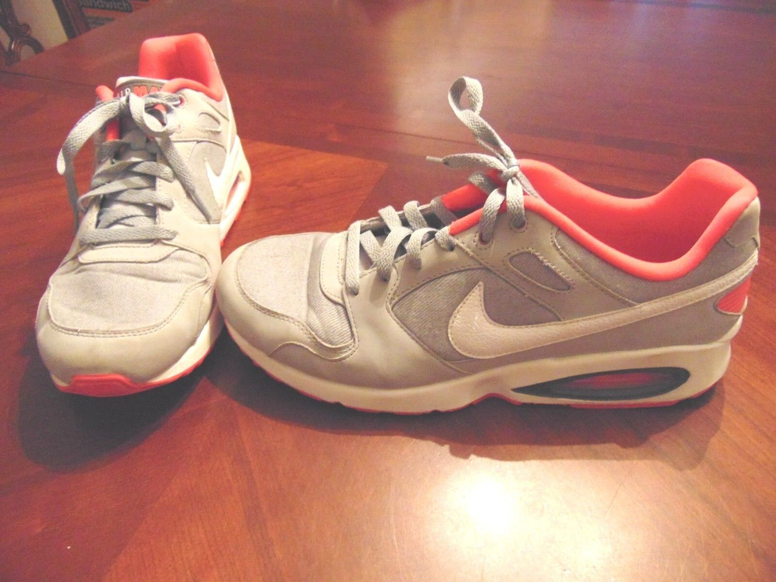 c073f5038fa0 555423-016 NIKE NIKE NIKE AIR MAX RUNNING SHOES GRAY SHOES SIZE 12 0529ec