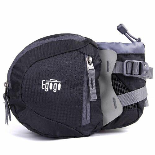 Noir Travel Sport Waist Pack Fanny Pack Randonnée Bum Sac avec Bouteille d/'eau titulaire