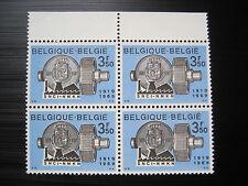 Belgien MiNr. 1573 Viererblock postfrisch**   (H 898)