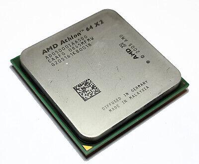 Amd Athlon 64 X2 5000 2 6 Ghz Ado5000iaa5do Socket Am2 683728128135 Ebay