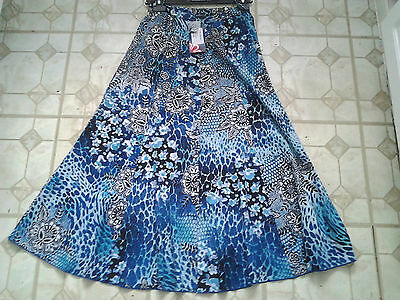 Phool 100/% Cotton cambric crincle skirt 8 panel gored style fully elasticated