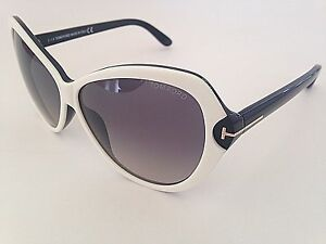 52863d3ef188 Image is loading Tom-Ford-Valentina-Sunglasses-New-Authentic-Large-Butterfly -