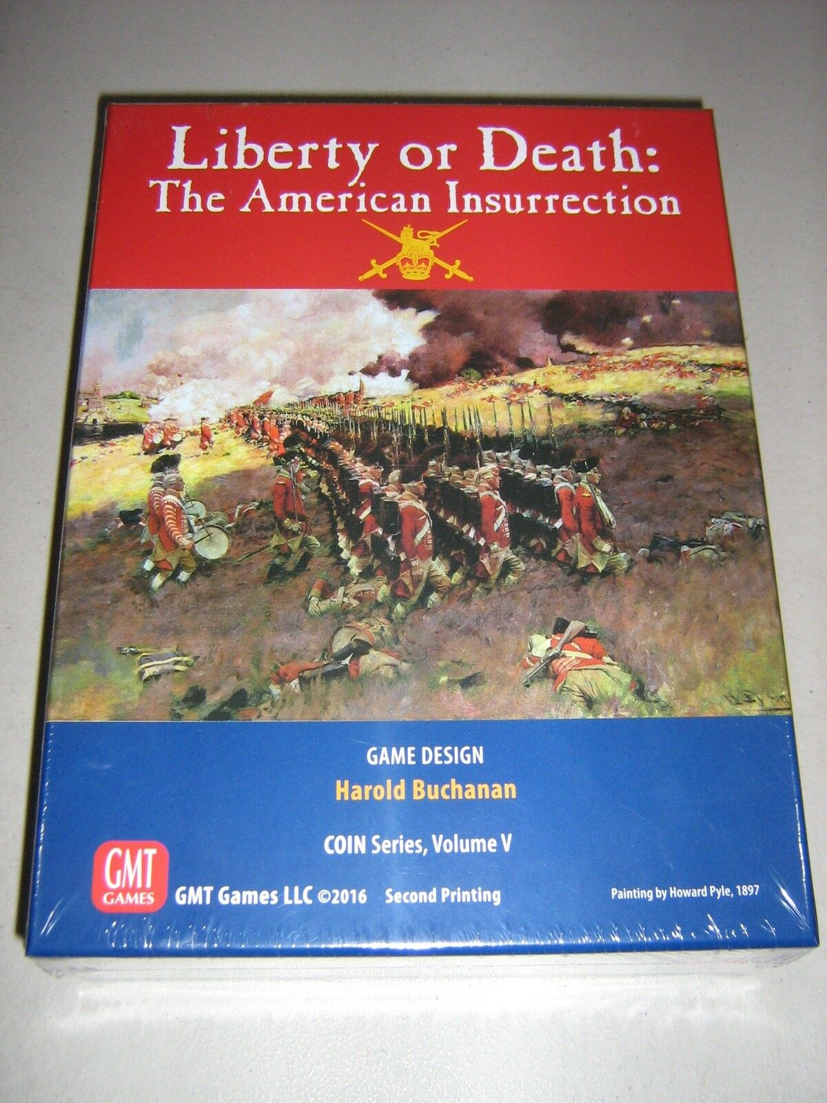 Liberty or Death  The American Insurrection  (New)