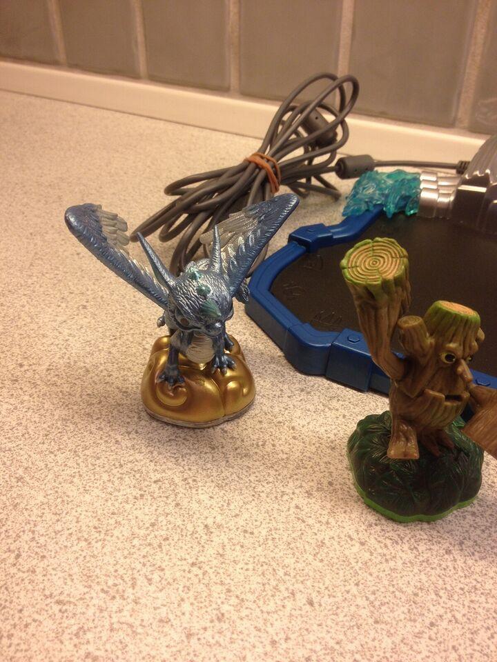 Skylanders figurer, PS3, adventure