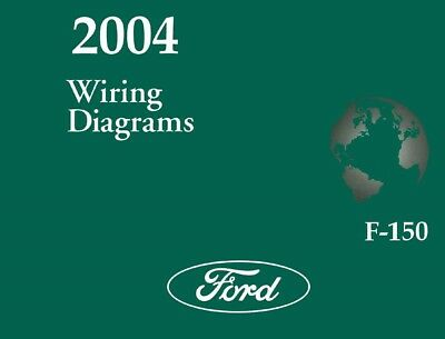 2004 Ford F-150 Truck Wiring Diagrams Schematics Drawings ...