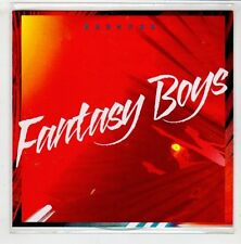 (HA452) Broncho, Fantasy Boys - 2016 DJ CD