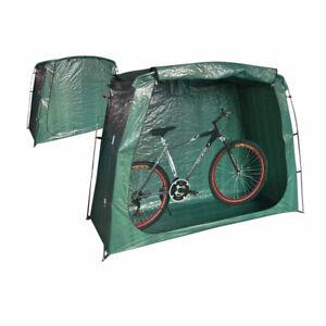 Zelt-Fahrradgarage-Gartenschuppe-Geraetehaus-Fahrrad-Schutz-Huelle-Geraeteschuppen