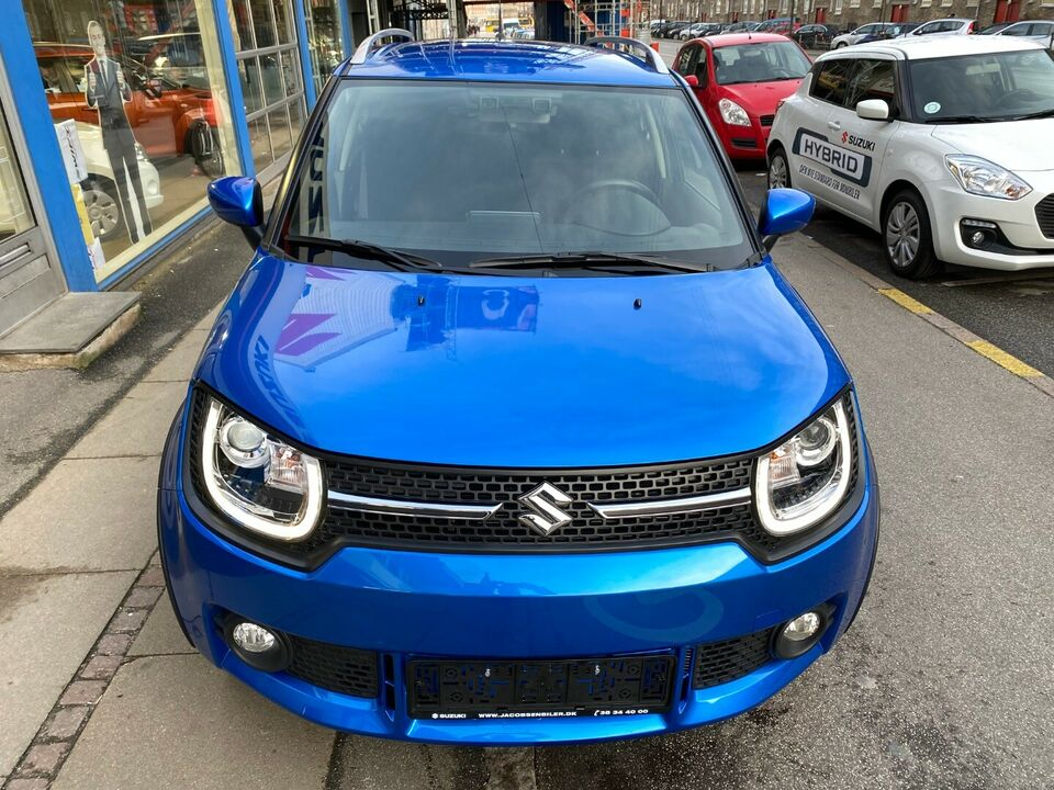 Suzuki Ignis 1,2 Hybrid Active Benzin modelår 2020 km 1000