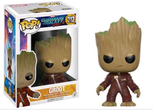 GUARDIANI DELLA GALASSIA Baby gravi Angry Groot Figura 212 a F01