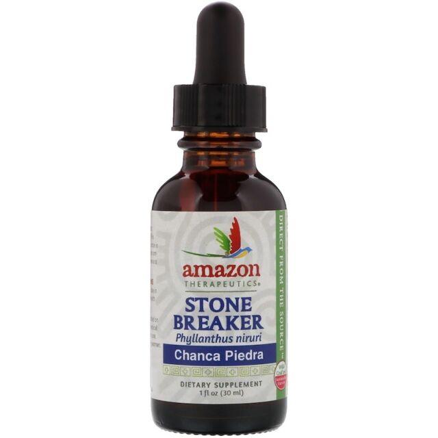 Amazon Therapeutics, interruptor de piedra, bronce, piedra, 1 OZ (30 Ml)