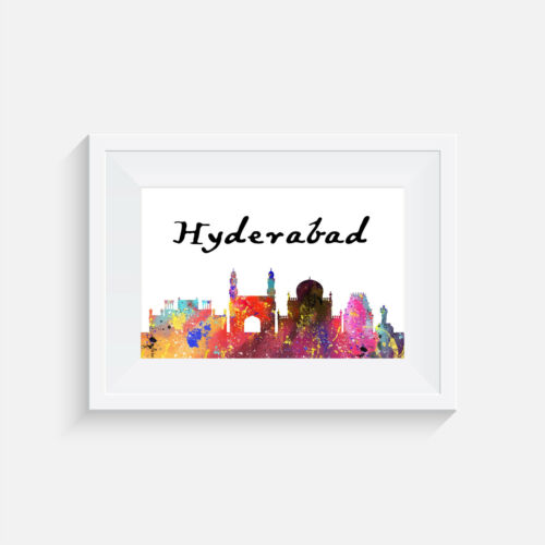 home decor Hyderabad India gift poster wall art picture print travel