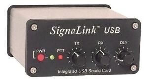 Details about Tigertronics SLUSBK3 SignaLink USB With Cable for Elecraft  K3's Rear Panel