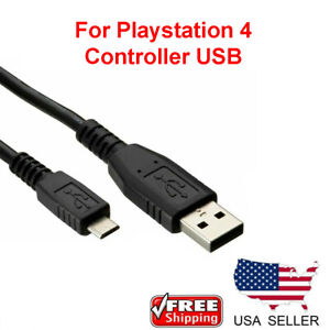 OEM-New-USB-Controller-Charge-Cable-KMD-For-PlayStation-4-PS4-Charger-Cord-Micro