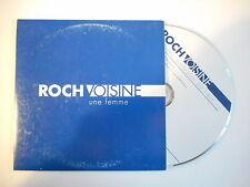 ROCH VOISINE : UNE FEMME [ CD SINGLE PORT GRATUIT ]