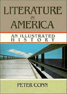 Literature in America: An Illustrated History-ExLibrary