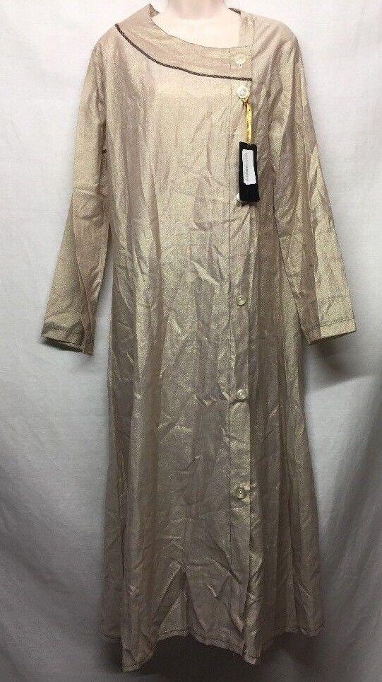 Pardesu Dunyasi Women's Long Sleeve coat Size 2            g3