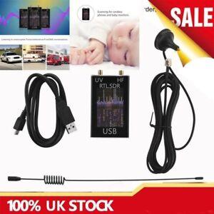 100KHz-1-7GHz-full-band-UV-HF-RTL-SDR-USB-Tuner-Receiver-R820T-8232-Ham-Radi-qD