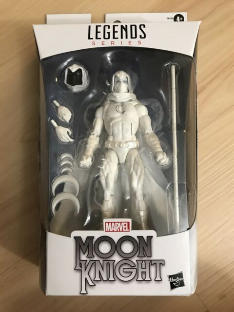 MOON KNIGHT Marvel Legends WALGREENS EXCLUSIVE In Hand Mint in Mint Box