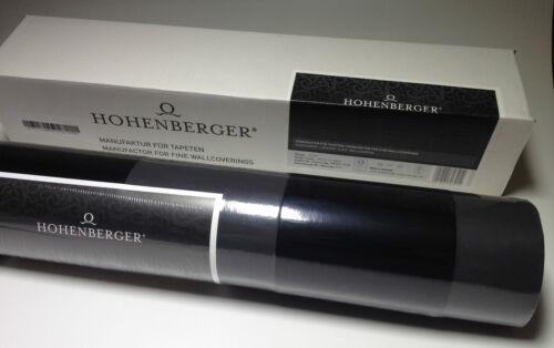 8,00 Euro pro m² Hohenberger Leimdruck Vliestapete Flockdruck Stripe schwarz