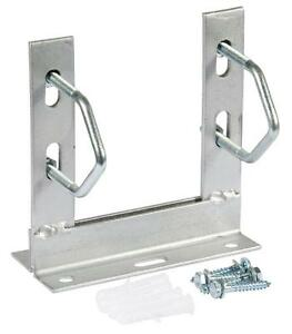6-039-039-X-6-039-039-TV-AERIAL-MAST-OUTDOOR-WALL-MOUNTING-BRACKET-GALVANISED-WITH-FIXINGS