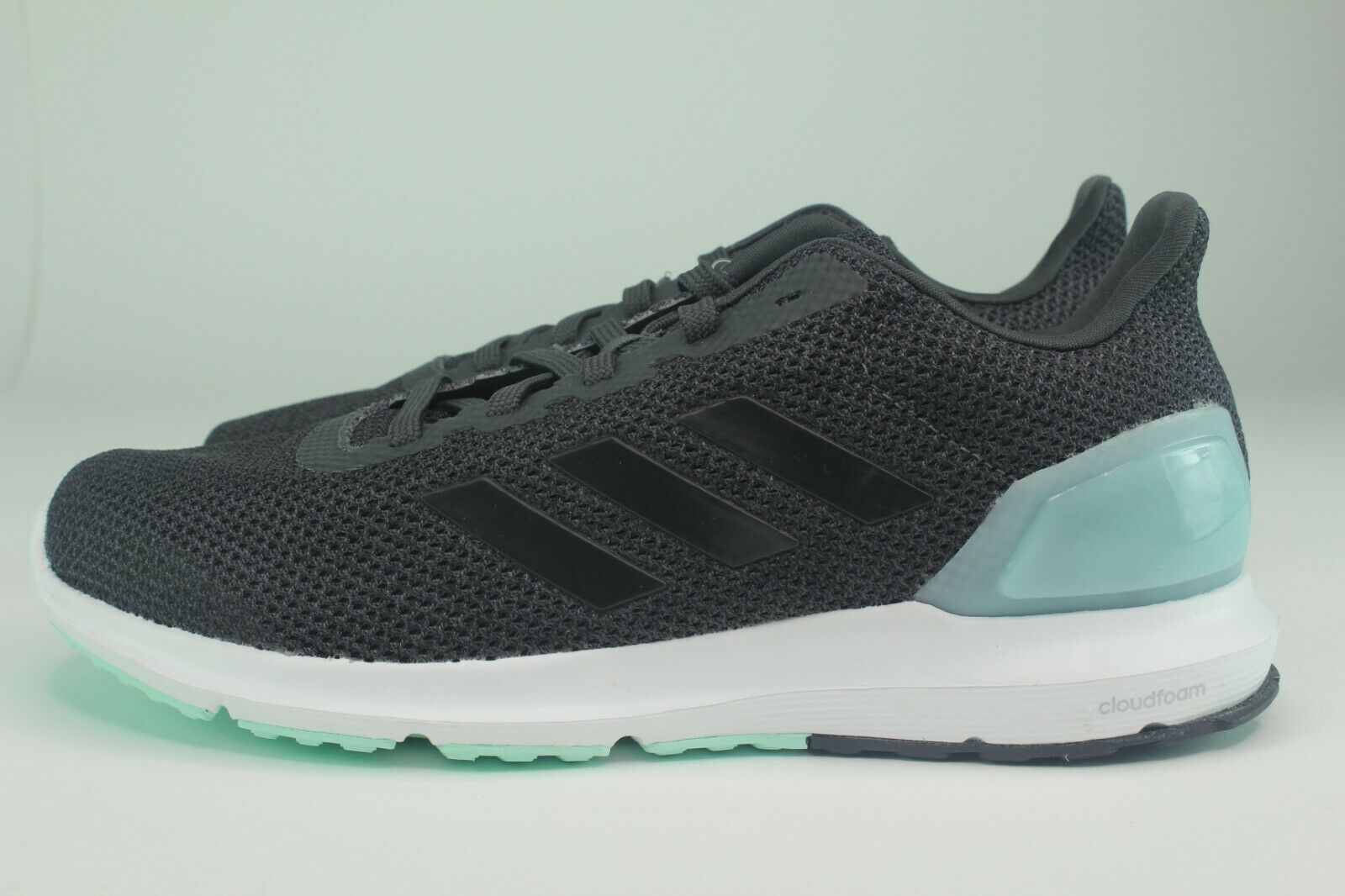 ADIDAS COSMIC 2 B44744 WOMAN SIZE 8.0 NEW CARBON TEAL COMFORTABLE