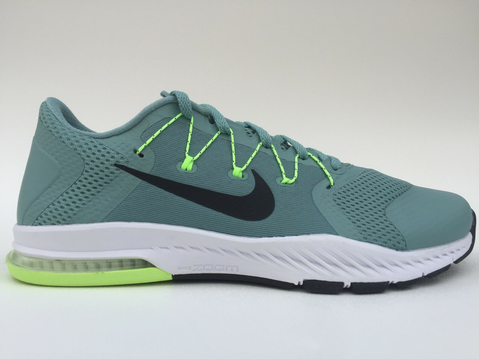 Hommes NIKE Zoom Train Complete TRAINING RUNNING Chaussures Ghost Green