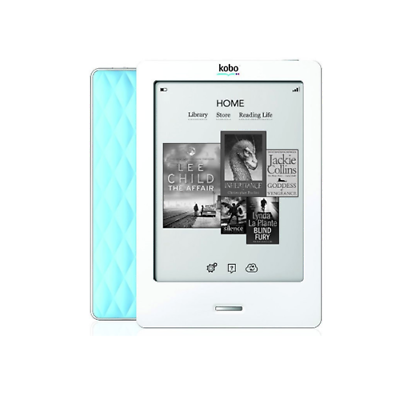 Kobo Touch 2GB, Wi-Fi, 6in - Blue