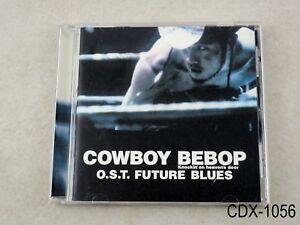 Cowboy-Bebop-Movie-OST-Original-Soundtrack-Music-CD-Japan-Import-JP-US-Seller