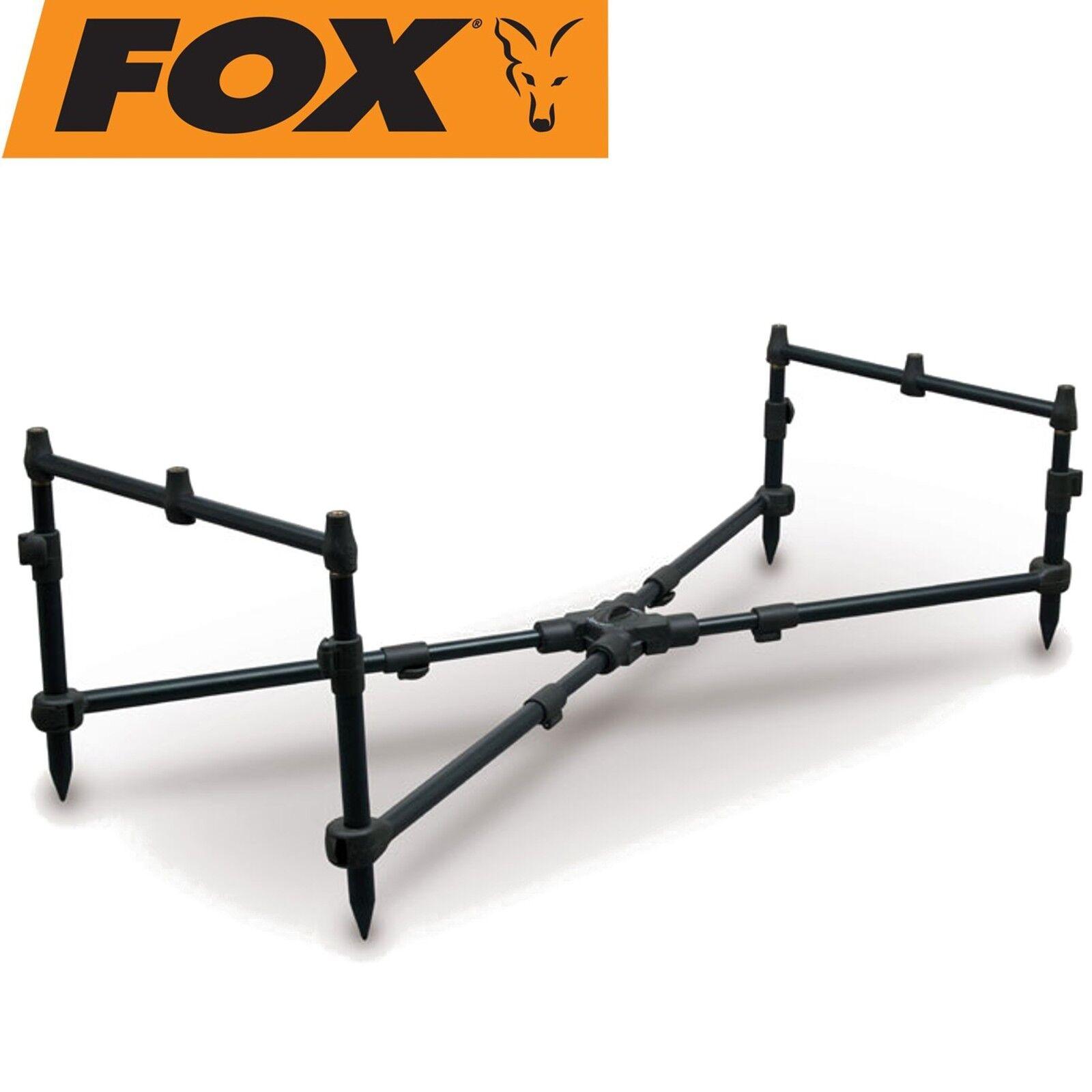 Fox X-Pod Plus - Rod Pod Rutenablage Rutenauflage Rodpod zum Karpfenangeln