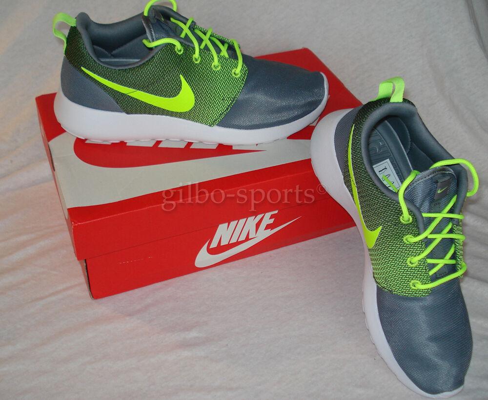 Nike Rosherun Cool Grey Gr. 40 41 42 43 44 45 - Neu - 511881 071 Roshe one