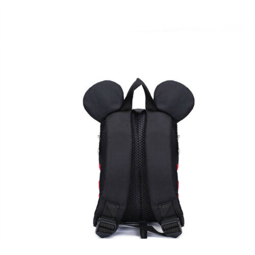 Children Kindergarten Boys//Girls Mickey Mouse Baby Kids Book Bags Backpacks 2-4Y