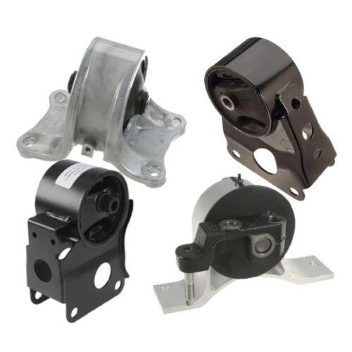 Engine Motor /& Trans Mount Set 4PCS 2002-2006 for Nissan Altima 2.5L for Auto.
