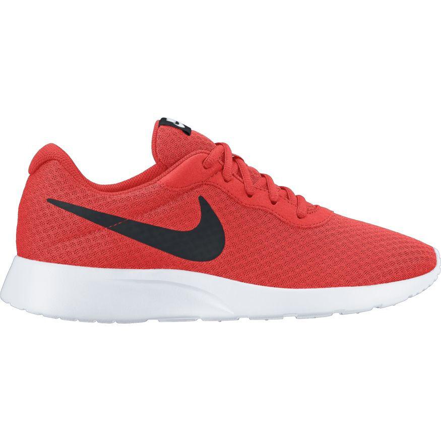 Nueva Nike Tanjun running 812654-800 Naranja / Negro running Tanjun zapatos hombres 440133
