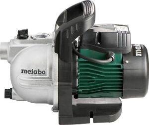 Metabo-Pumpe-Gartenpumpe-Garten-P-2000-G-450-Watt-Bewasserung
