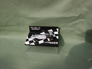 DE-TOMASO-505-38-FORD-FRANK-WILLIAMS-RACING-TEAM-FACTORY-ROLLOUT-MINICHAMPS-1-43