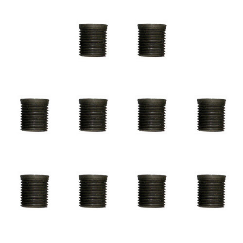 10 Pack Time Sert 12123 M12 x 1.25 x 15.0 Carbon Steel Insert