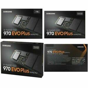 250G-500GB-1T-SAMSUNG-970-EVO-Plus-SSD-Internal-Solid-State-Drive-M-2-3D-V-NAND