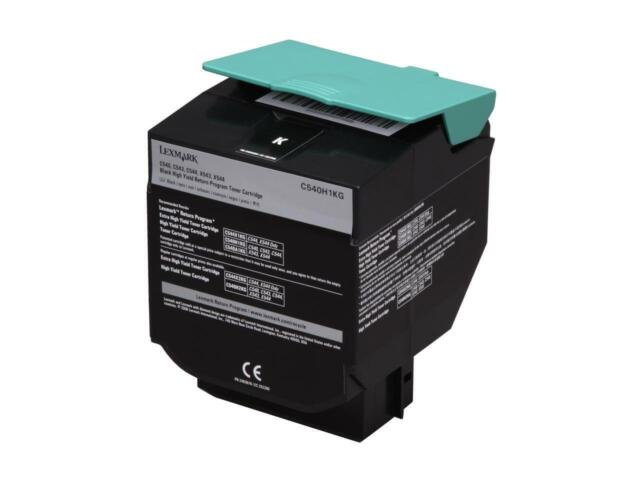 Lexmark C540H1KG Toner Cartridge - Black