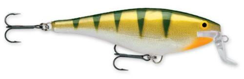 Rapala Super Shad Rap SSR14-YP Yellow Perch 5 1//2 140mm Pike Musky Big Game Lure