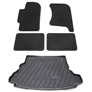 Oem 2002 2007 Subaru Impreza Wagon All Weather Floor Mats