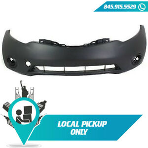 NEW FRONT BUMPER COVER PRIMED FITS 2009 NISSAN MURANO FBM221AA0J