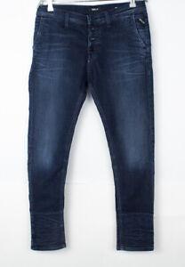 REPLAY Women Mijovi Slim Skinny Stretch Jeans Size W28 L28