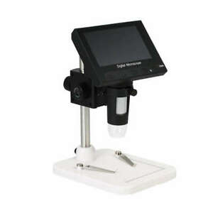Usb-Digital-Electronic-Microscope-1000x-2-0mp-Dm4-4-3-Inch-Lcd-Display-Vga-Q6F7