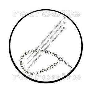 500-5-034-Manual-ADJUSTABLE-Loop-Fasteners-NO-TAG-GUN-REQ